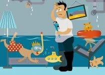 How To Fix A Basement Leak
